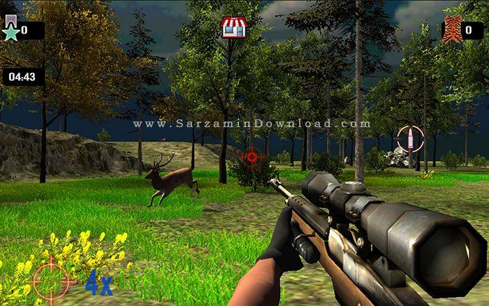 بازی فصل شکار (برای اندروید) - Seasons Hunt 3D v.1.4.3 Android