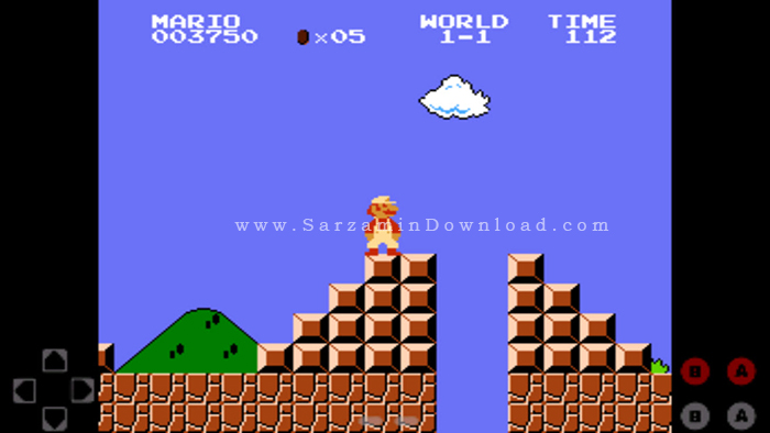خاطرات فرار دانلود بازی قارچ خور (برای اندروید) - Super Mario Micro ...