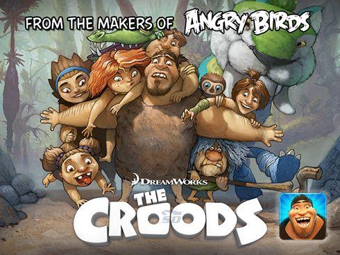 بازی غار نشینان (برای اندروید) - The Croods 1.3.1 Android