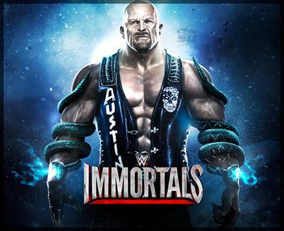 بازی کشتی کج (برای اندروید) - WWE Immortals 2.1 Android