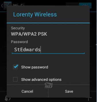 آموزش مشاهده رمز وای فای ذخیره شده در اندروید