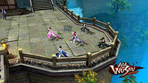 بازی وشو (برای اندروید) - Age of Wushu Dynasty 3.0 Android