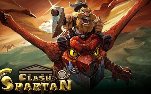 بازی کلش آف اسپارتان (برای اندروید) - Clash of Spartan 1.3.17 Android