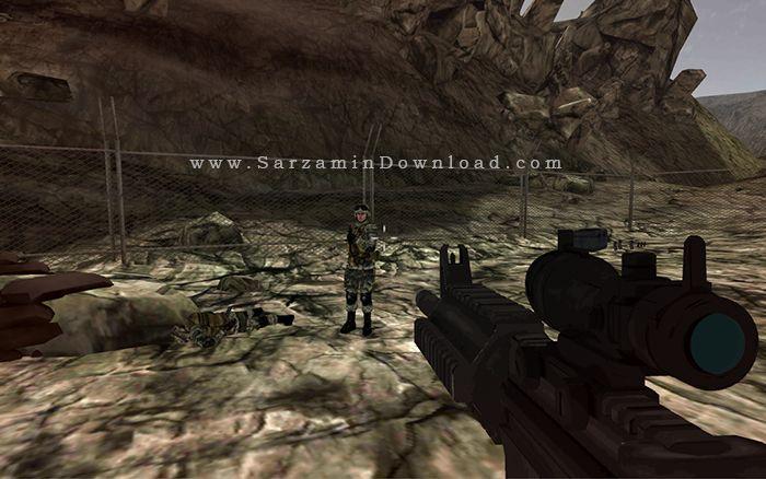 بازی یگان ویژه (برای اندروید) - Second Warfare 1.3 Android