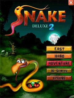 بازی مار (برای جاوا) - Snake Deluxe 2 JAVA