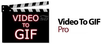 نرم افزار تبدیل ویدیو به GIF (برای اندروید) - Video To GIF Pro 1.4 Android