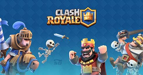 بازی کلش رویال (برای اندروید) - Clash Royale 1.3.2 Android