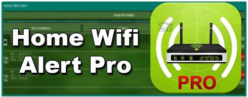 نرم افزار نظارت بر شبکه بی سیم (برای اندروید) - Home Wifi Alert 11.2 Android