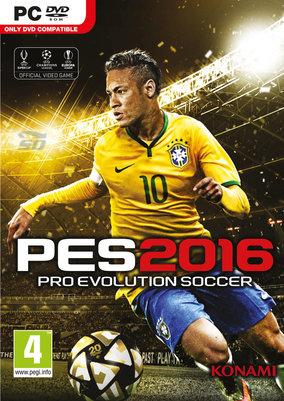 دانلود بازی فوتبال PES 2016 همراه با آپدیت جدید (برای کامپیوتر) Pro Evolution Soccer 2016 PC Game
