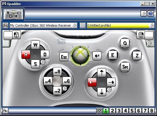 آموزش استفاده از دسته بازی (جوی استیک) در همه بازی های کامپیوتری