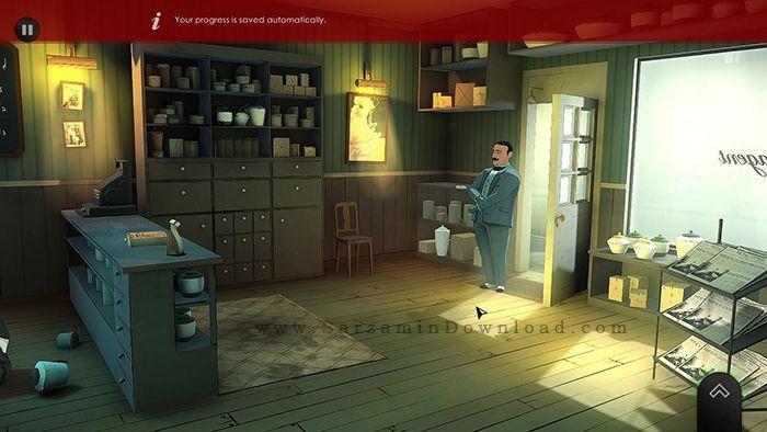 بازی پلیسی هرکول پوارو (برای کامپیوتر) - Agatha Christie The ABC Murders PC Game