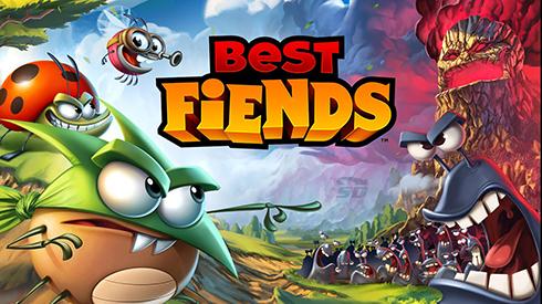 بازی بهترین شیطان ها (برای اندروید) - Best Fiends 3.2.2 Android