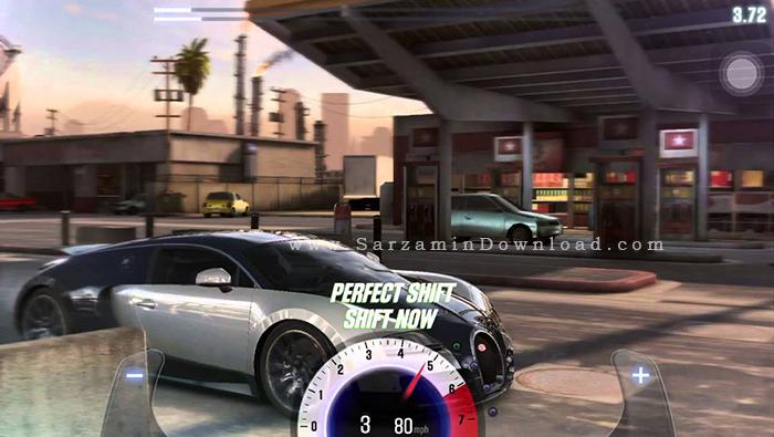 بازی مسابقات سرعت (برای اندروید) - CSR Racing 2 v.1.3.1 Android