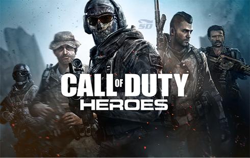بازی ندای وظیفه (برای اندروید) - Call of Duty Heroes 2.5.0 Android