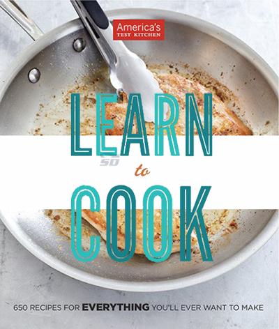 آموزش آشپزی از مبتدی تا پیشرفته