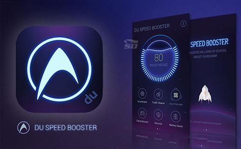 نرم افزار افزایش سرعت گوشی (برای اندروید) - DU Speed Booster 2.9.8 Android