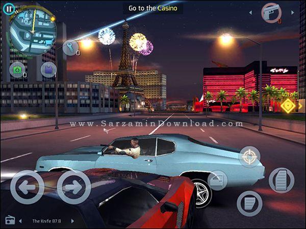 بازی گانگستر وگاس (برای اندروید) - Gangstar Vegas 2.5.0 Android