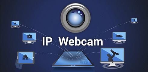 نرم افزار تبدیل گوشی به وبکم (برای اندروید) - IP Webcam Pro v1.12.2 Android