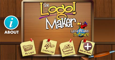 نرم افزار ساخت لوگو (برای اندروید) - Logo Maker and Graphics 1.0 Android
