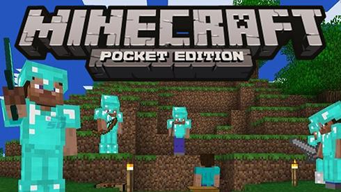 بازی ماین کرفت (برای اندروید) - Minecraft Pocket Edition 0.14.3 Android