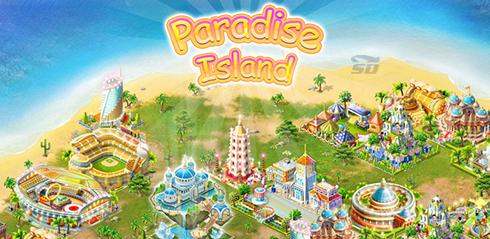 بازی شهرسازی (برای اندروید) - Paradise Island 4.0.5 Android