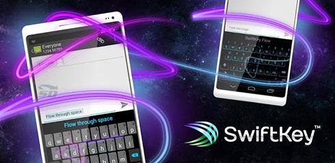 کیبورد حرفه ای (برای اندروید) - SwiftKey Keyboard 6.3.4 Android