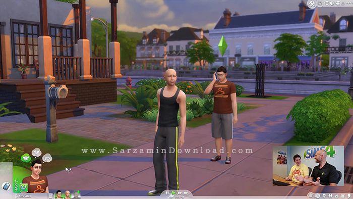 بازی سیمز (برای کامپیوتر) - The Sims 4 PC Game