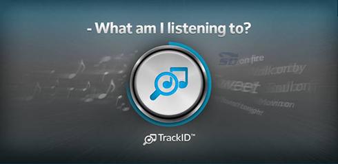 نرم افزار تشخیص آهنگ (برای اندروید) - TrackID 4.4 Android