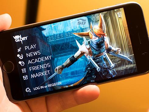 بازی وین گلوری (برای اندروید) - Vainglory 1.17.1 Android