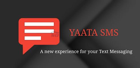 نرم افزار مدیریت اس ام اس (برای اندروید) - YAATA SMS 1.19 Android