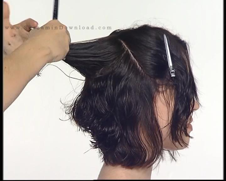 آموزش آرایشگری زنانه - ABC Cutting Hair