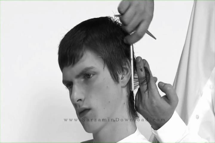آموزش آرایشگری مردانه - ABC Men Cutting Hair