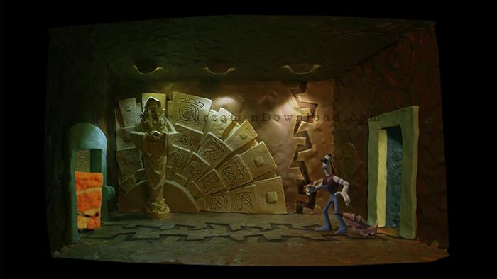 بازی نورهود (برای کامپیوتر) - Armikrog PC Game