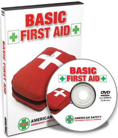 آموزش کمک های اولیه - Basic First Aid Training