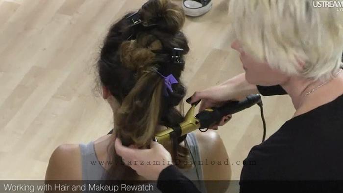 آموزش آرایشگری زنانه - Creative Live Working with Hair