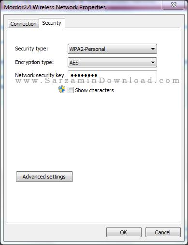 حل مشکل فراموشی رمز وای فای