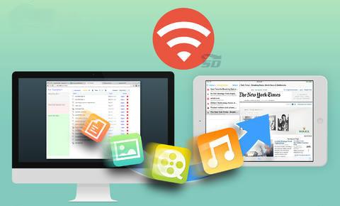 آموزش انتقال فایل از کامپیوتر به آیفون