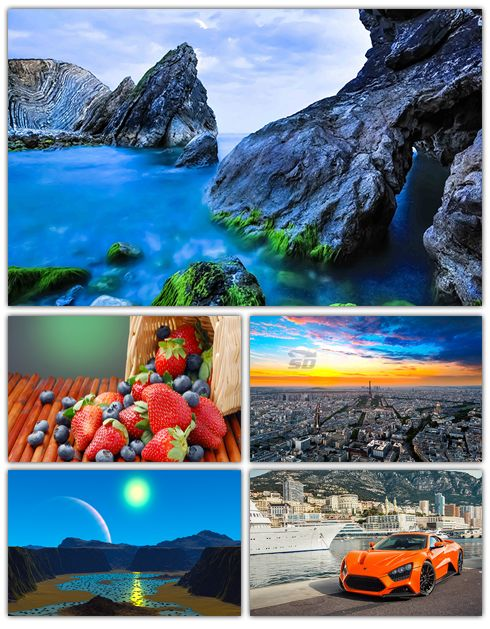 بخش اول مجموعه متنوع تصاویر با کیفیت 4K مخصوص والپیپر - 4K Mix Wallpaper Part 1
