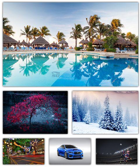 بخش دوم مجموعه متنوع تصاویر با کیفیت 4K مخصوص والپیپر - 4K Mix Wallpaper Part 2