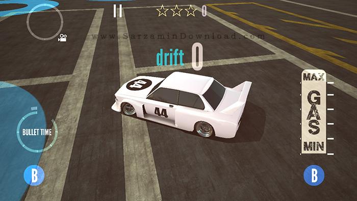 بازی مسابقات دریفت (برای اندروید) - Drift Zone 2 v.1.06 Android
