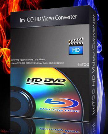 نرم افزار تبدیل فرمت فیلم برای انواع گوشی موبایل - ImTOO HD Video Converter 7.6
