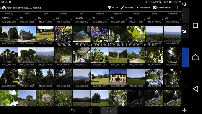 نرم افزار حرفه ای ویرایش عکس (برای اندروید) - Photo Mate R3 v.1.7 Android