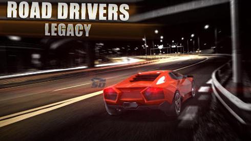 بازی اتومبیل رانی (برای اندروید) - Road Drivers Legacy 2.93 Android