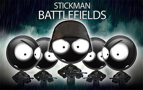 بازی جنگی استیکمن (برای اندروید) - Stickman Battlefields 1.8.1 Android