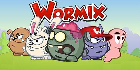 بازی کرم ها (برای اندروید) - Wormix 1.90.06 Android