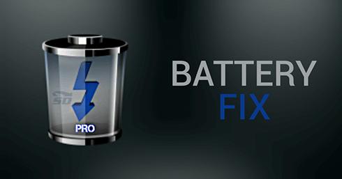 نرم افزار تعمیر باتری (برای اندروید) - Battery Fix Pro 2.2.4 Android