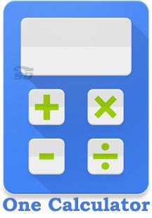 نرم افزار ماشین حساب مهندسی (برای اندروید) - One Calculator 3.0.15 Android