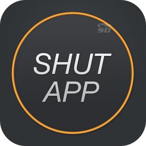 نرم افزار افزایش عمر باتری (برای اندروید) - ShutApp Premium 2.54 Android