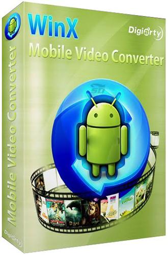 نرم افزار تبدیل فرمت فیلم برای انواع گوشی موبایل - WinX Cell Phone Video Converter 4.0