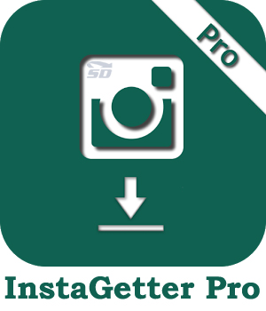 نرم افزار دانلود عکس از اینستاگرام (برای اندروید) - InstaGetter Pro 1.1 Android